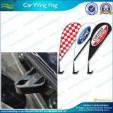 Clapets de fenêtre de drapeau de voiture de club de voiture de club (M-NF08F01021)