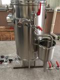 Половинная машина стерилизации молока режима автоматического управления