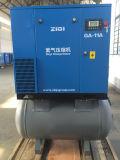 Mini compresor de aire con el tanque