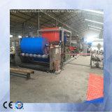 防水プラスチック屋根ふきカバーPEの防水シートの主要な南アジアの市場