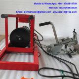 Stahlnetzkabel-Förderband-Abstreifer-Maschine