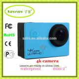 防水カメラ2.0インチ170の程度のスポーツの処置カム