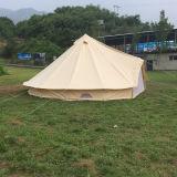 6-10 het Kamperen van de Luifel van de Tent van de Klok van het Canvas van personen Waterdichte OpenluchtTent