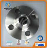 F304/F304L cou de soudure en acier inoxydable de la bride avec le service OEM (KT0013)