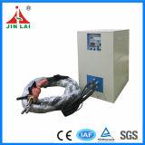 Индуктивные высокотемпературной пайки машины для нагрева воздуха компрессор медной трубки (JLS-10)