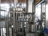 Completar mineral pura botella pequeña de la máquina de llenado de agua