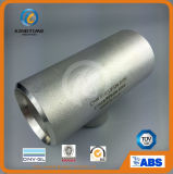 Acciaio inossidabile 316/316L degli accessori per tubi che riduce T con il PED (KT0294)