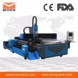 cortador contínuo e durável de 1500W de Mt-L1325f da fibra do laser com preço apropriado