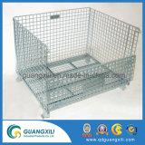 Alta Capacidade (1000-3000kgs) Palete de malha metálica