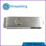 선전용 금속 비틀어진 사람 USB 드라이브 USB 플래시 메모리
