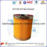 Элемент фильтра для масла Zh1105 для двигателя дизеля