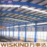 Casa de pollo de acero del marco de Tructural del nuevo espacio grande de la alta calidad