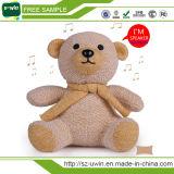 Brinquedo do altofalante 2017 bonitos creativos portáteis do urso do altofalante da forma mini o melhor para miúdos