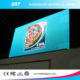 P3 Full Color Pantalla LED para interiores de aire fijo para el puerto de la publicidad