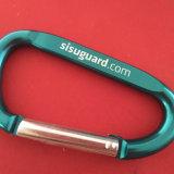 Оптовая торговля цепочки ключей дешевле стопорного крючка карабин с кольцом Clip