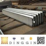 De Omheining van de Weg van het staal