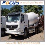Caminhão de tanque cúbico do misturador concreto de China 4X2 5cubic /6