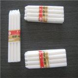 Vela blanca del color de la venta al por mayor de la vela del palillo del precio bajo 42g