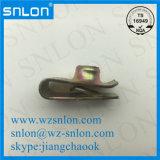 Clipe de mola em aço de zinco U Porca para Autopeças