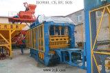 Zcjk Qty9-18 máquinas automáticas de fabricação de tijolos ocas