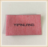 Изготовленный на заказ приватный ярлык сатинировки ярлыка внимательности мытья печатание для ткани