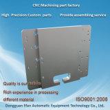 주문 분사기는 CNC 기계로 가공 금속 알루미늄 부속을 맷돌로 가는 훈련을 양극 처리한다