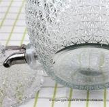 Frasco/Kitchenware de vidro do armazenamento do tamanho de /Large das latas de bebida do abacaxi da amostra livre