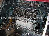 Machine de brochage des livres automatique d'agenda avec l'automobile. Dispositif de assemblage (ZSX-460)