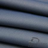 l'eau de 50d 240t et de vêtements de sport tissu 100% rayé de pongé de polyester de jacquard de peau de pêche tissé par jupe extérieure Vent-Résistante vers le bas (53063)