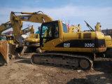 Хорошем состоянии использовать Cat Caterpillar 320c гусеничный экскаватор для продажи