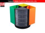 Bien diseñado portador de moldes para plásticos de la pluma