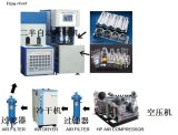 5 Gallonen-Wasser-Flaschen-Halb-Selbsthaustier-durchbrennenmaschine
