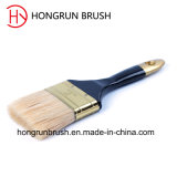 Деревянная ручка щетку (HYW0392)