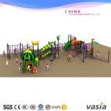 子供のフルーツの主題の運動場のための屋外の上昇の適性の運動場