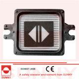 Höhenruder-Plastikdrucktaste (SN-PB118)