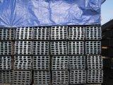 熱間圧延の構造の鋼鉄A36/Ss400 Uチャンネル