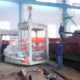 Бетонная плита машинного оборудования конструкции делая машину
