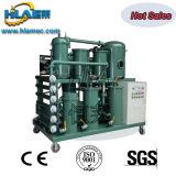 Utiliser le recyclage des déchets de l'huile de lubrification hydraulique machine