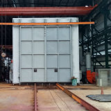Complex Steel Structures Sand Blasting Room avec système de recyclage abrasif