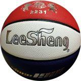 Les enfants de la taille de basket-ball 3 cuir synthétique de haute qualité de la vessie en caoutchouc produit OEM de basket-ball colorés