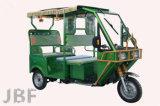 Tuk triciclo eléctrico pasajero Auto Rickshaw