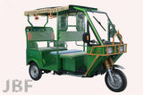 Elektrische Tuk, Tuk, Riksja Met drie wielen, Auto 4.0 van de Passagier