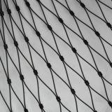 مرنة [ستينلسّ ستيل] حلقة كبل شبكة