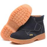 L'usure des semelles résistantes Dichotomanthes haut Chaussures de sécurité de la cheville