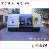 Metal da alta qualidade que gira o torno do CNC com o protetor cheio do metal (CK64200)