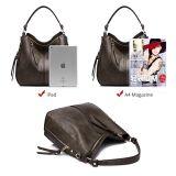 De PromotieHandtas van de Zak van de Brij van dame Shoulder Handbag Large Capacity Handtas Dame Handbag 2018 (WDL0526)
