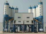 Planta de tratamento por lotes concreta do cimento misturado pronto automático da correia Hzs180