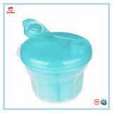 Bilayer rotativo de alta qualidade de leite em pó para lactentes dispensador da fórmula