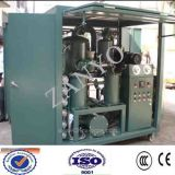 Rimorchio Mounted Transportable Transformer Oil Purification Machine 4000L/H
