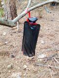 700ml BPA libèrent le sac se pliant pliant portatif de bouteille d'eau de sport de voyage extérieur